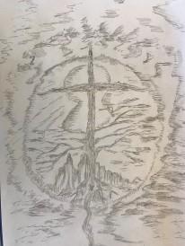 Cross Pencil Image