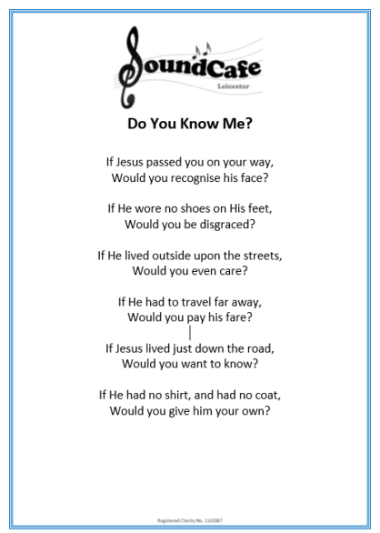Do You Know Me Poem