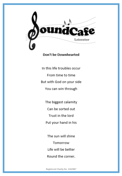 Downhearted Poem