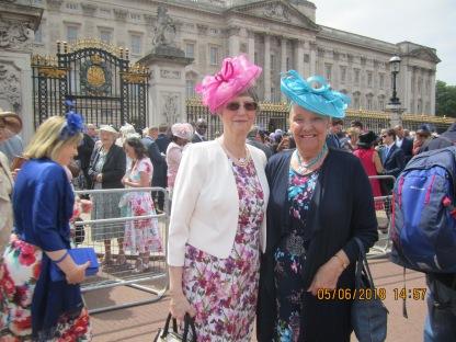 Buckingham Palace Garden Party 5.06.18 1