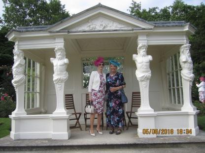 Buckingham Palace Garden Party 5.06.18 2