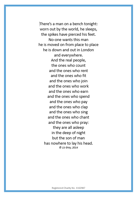 A poem called Spike
